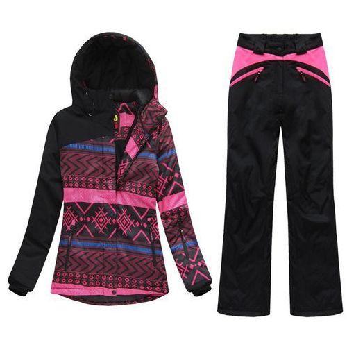 Zestaw narciarski kurtka + spodnie (w188 i qs189), Speed.a