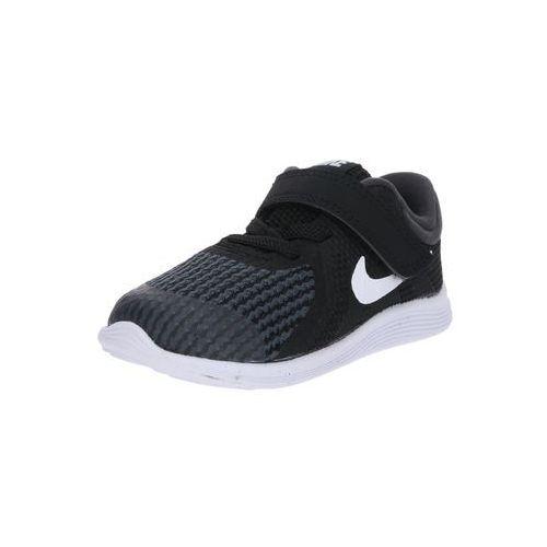 Nike buty sportowe 'revolution 4' czarny (0885259125809)