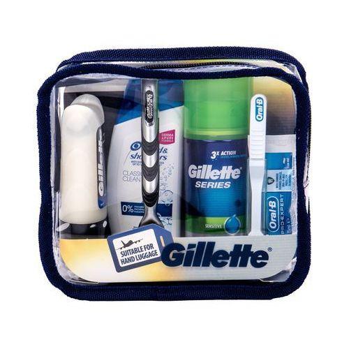 Gillette Mach3 Travel Kit zestaw - Znakomity upust