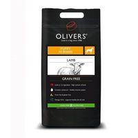 OLIVERS dog GF PUPPY lamb - 4kg