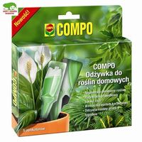 Odżywka do roślin domowych Compo 5 szt. (4008398103033)