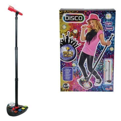 MMW Disco Mikrofon na stojaku - DARMOWA DOSTAWA OD 199 ZŁ!!!, R_106834100