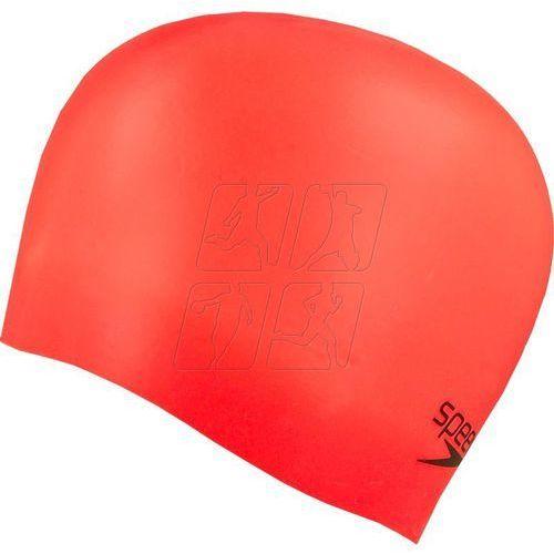 Czepek pływacki Speedo Plain Moulded Silicone Cap 83, 83