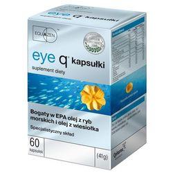 Leki na wzmocnienie wzroku i słuchu  EQUAZEN NUTRACEUTICALS Apteka Zdro-Vita