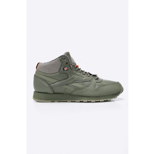 Reebok - Buty Classic Leather Mid Twd