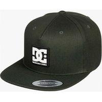 czapka z daszkiem DC - Snapdripp Dark Olive (KRY0)