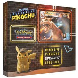 Pokemon poke box special case file - detective pikachu charizard-gx