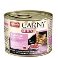 carny kitten baby pate 200 g marki Animonda