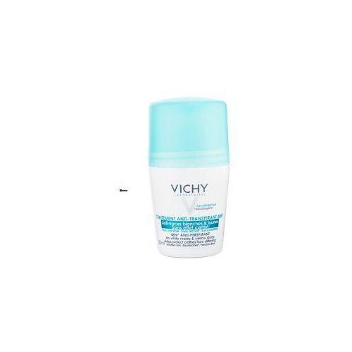 Vichy deo 48h (w) dst roll-on przeciw śladom na ubraniach 50ml