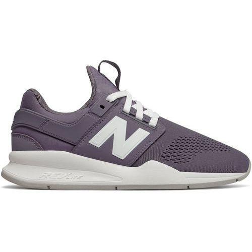 Buty New Balance WS247UJ, kolor fioletowy