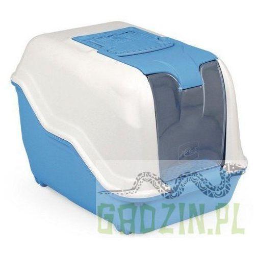 Mps toaleta netta maxi biało-niebieska 66x50x47cm (8022967062503)
