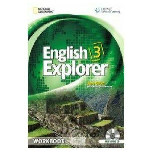English Explorer International 3 Ćwiczenia + CD, Heinle