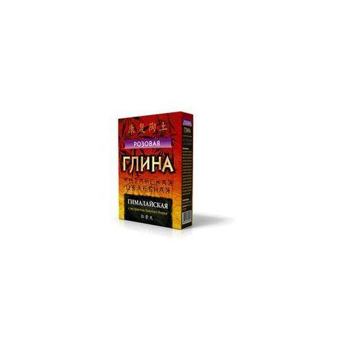 Fitokosmetik - Glinka Różowa Himalajska z Ekstraktem Różeńca Górskiego