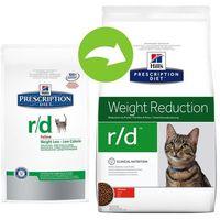 Hill´s Prescription Diet Feline r/d Weight Reduction - 1,5 kg