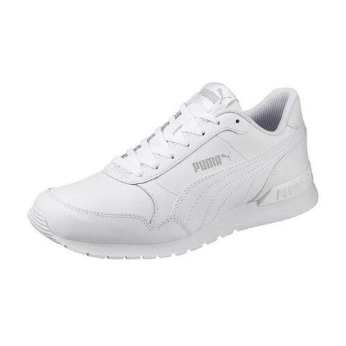 Buty sportowe st runner białe marki Puma