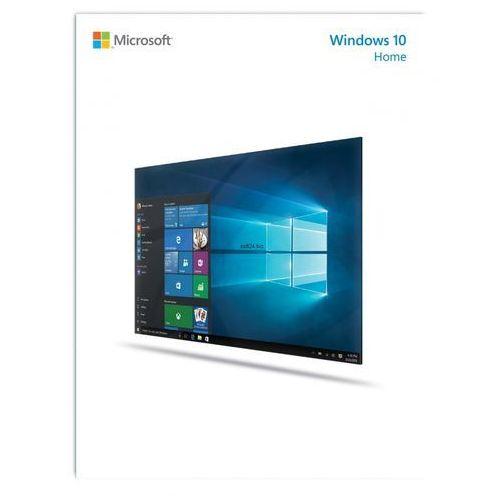 windows 10 home oem - pełna wersja dvd marki Microsoft