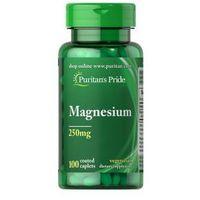 Tabletki Magnez 250 mg / 100 tab