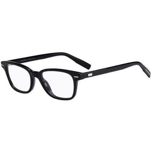 Okulary korekcyjne black tie 224 807 Dior