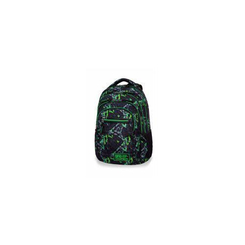 Plecak młodzieżowy coolpack 61001 model 20016 kolorowa krata (PATIO)