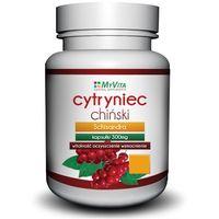 Tabletki Cytryniec chiński 300mg (MyVita) 300 kaps.