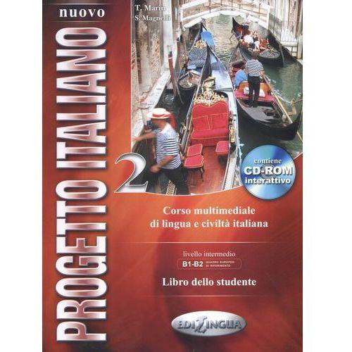 Nouvo Progetto 2 libro dello studente + CD, Marin Telis, Magnelli Sandro