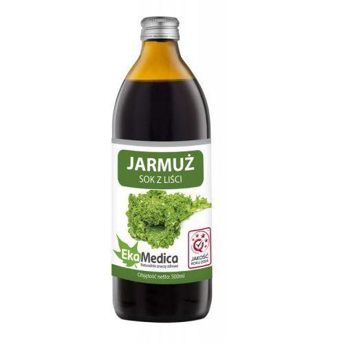Jarmuż sok 500ml Ekamedica