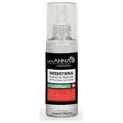 Leki przeciw wypadaniu włosów  New Anna Cosmetics i-Apteka.pl