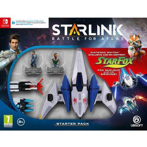 Starlink starter pack nswitch marki Ubisoft