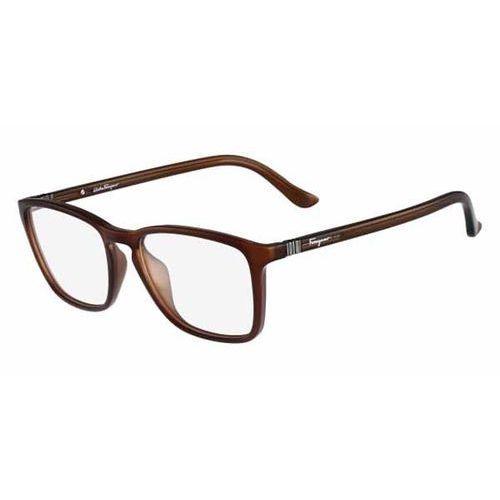 Okulary korekcyjne sf 2723 210 Salvatore ferragamo