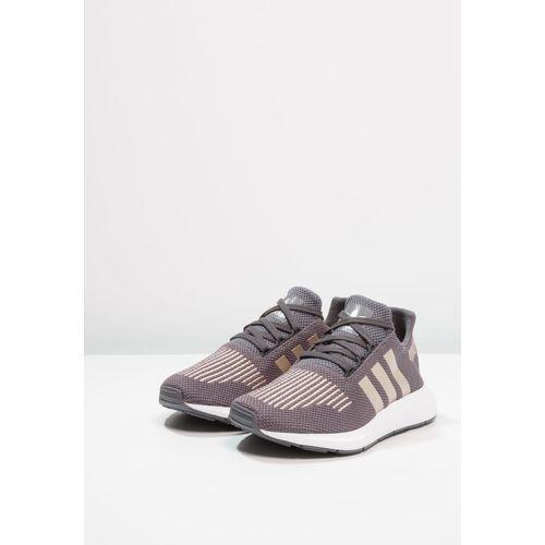 adidas swift run grey five copper metallic white