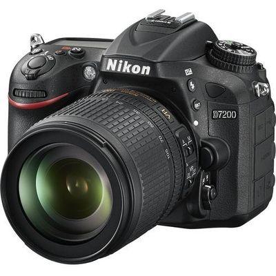 Lustrzanki cyfrowe Nikon
