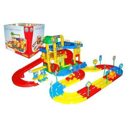 Garaże Wader Quality Toys