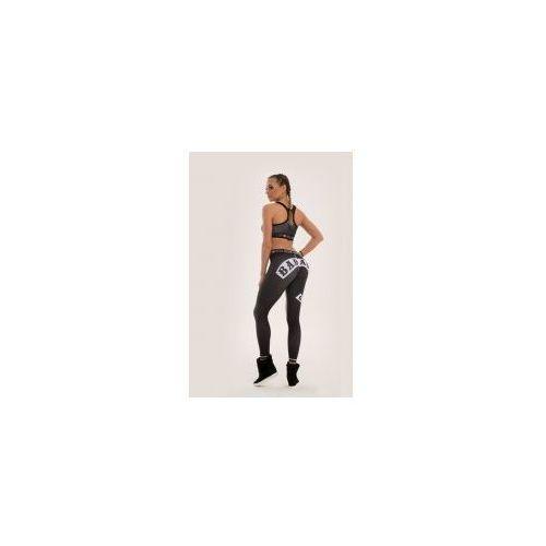 Leginsy sportowe rebel woman, Realpharm