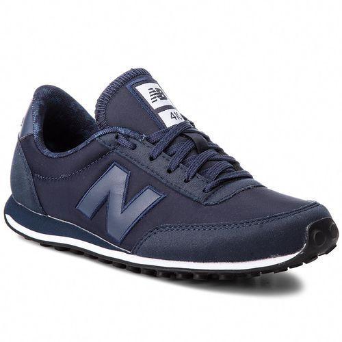 Sneakersy - wl410blb granatowy, New balance, 36-37