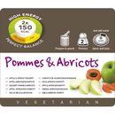 Adventure food kompot jabłkowo brzoskwiniowy żywność kempingowa  Deser jabłkowo morelowy Adventure