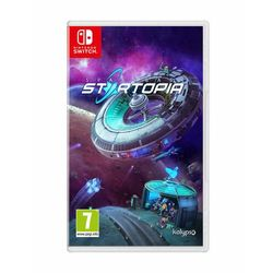 Gra Nintendo Switch Spacebase Startopia