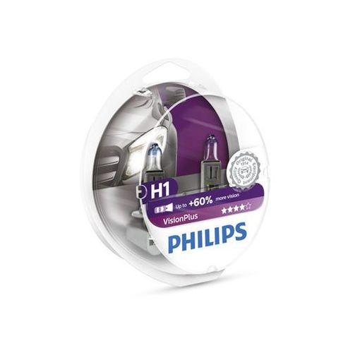 Philips VisionPlus żarówka samochodowa 12258VPS2 (8727900363227)