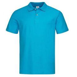 Męskie koszulki polo Stedman Fabrik - internetowy sklep z odzieżą.