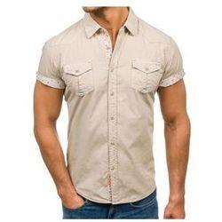 Koszule męskie NATURE Denley