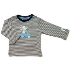 Koszulki dla niemowląt Salt and Pepper pinkorblue.pl
