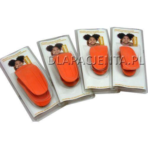Wkładki korytkowe pomarańczowe marki Memo