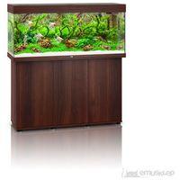 Juwel rio 240 zestaw akwarystyczny z szafką ciemne drewno