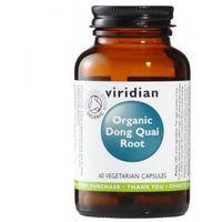 Viridian Organic Dong Quai Root 60 kapsułek (5060003599289)