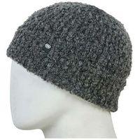 czapka zimowa 686 - Hand Knit Beanie Charcoal (CHA)