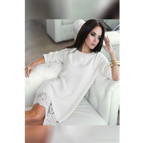 Sukienka DREAMY, kolor biały
