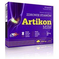 Kapsułki Artikon MSM 30 kaps. Zdrowie Stawów Z Kolagenem 58653