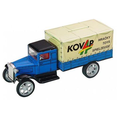 Kovap ciężarówka hawkeye ze skarbonką