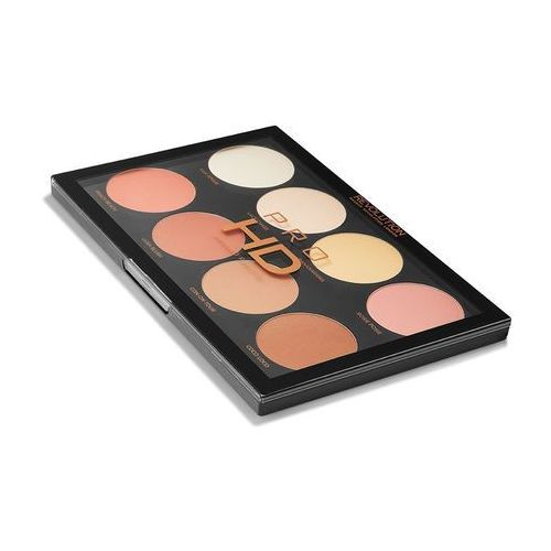 Makeup revolution london pro hd amplified palette puder 32 g dla kobiet mega matte - Znakomity upust