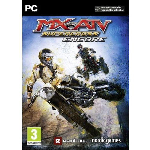 MX vs. ATV Supercross Encore (PC)