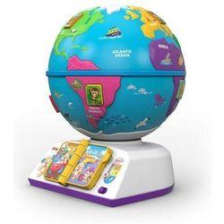 Edukacyjny globus odkrywcy marki Fisher price